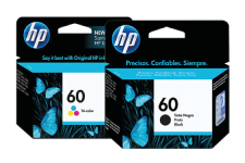 » Cartucho original HP 60