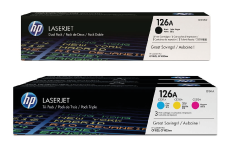 » Toner original HP 126A